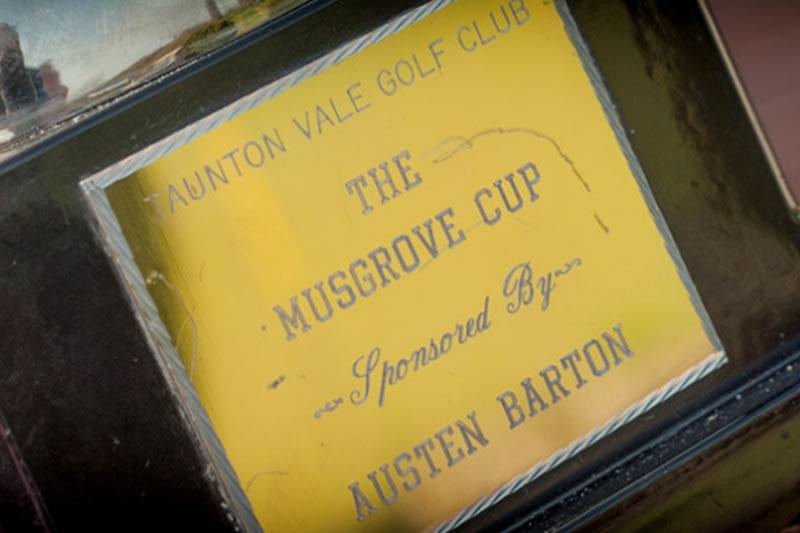 MUSGROVE CUP 2017