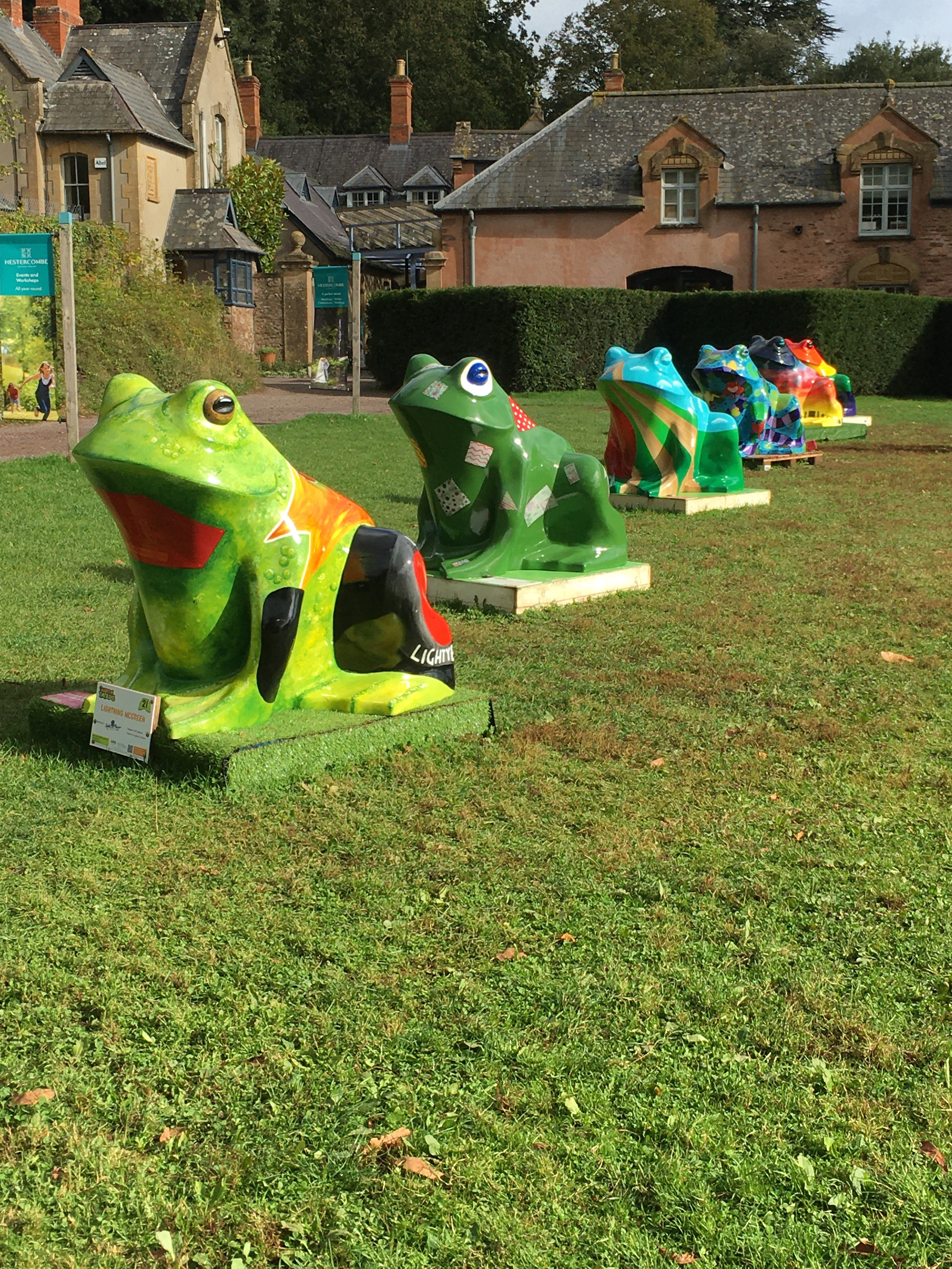 TOAD AUCTION FOR BRACKEN APPEAL
