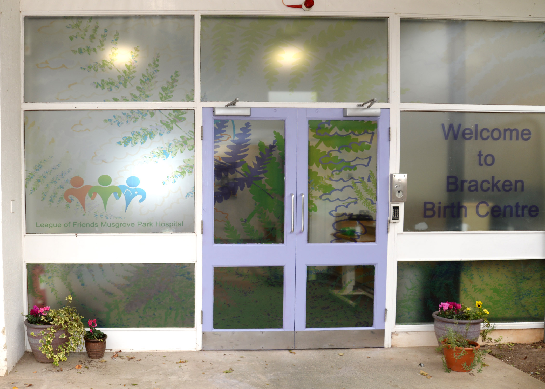 BRACKEN BIRTH CENTRE OPENS – A DREAM BECOMES REALITY!